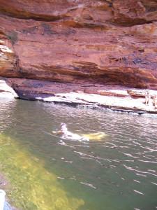 Kings Canyon Austalien
