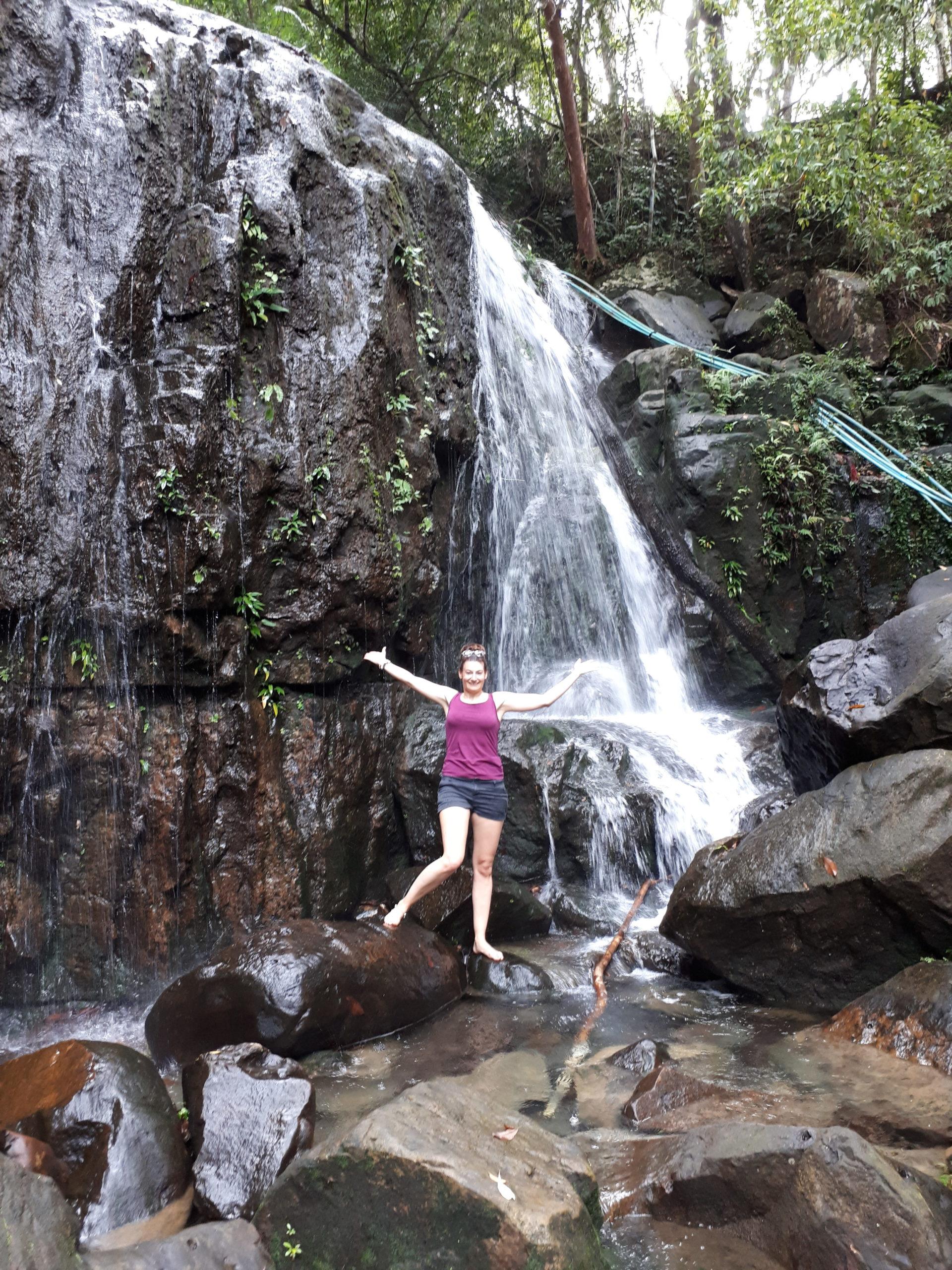 Wasserfall Koh Rong